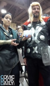 Fan Expo - Thor and Loki 2