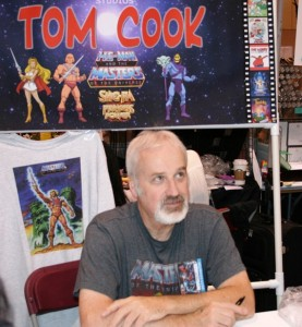 Fan Expo Tom Cook