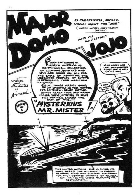 From Joke Comics No. 25