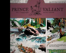 Review | Prince Valiant Vol 7: 1949-1950