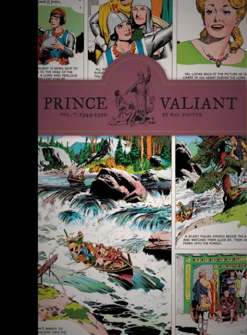 Prince Valiant Vol 7 1949-1950 cover