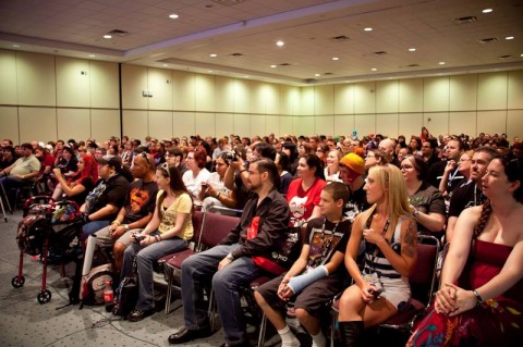 cc panel crowd