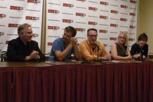The Whites Panel, Stephen, Walt, Robert, Hope, and Rachel