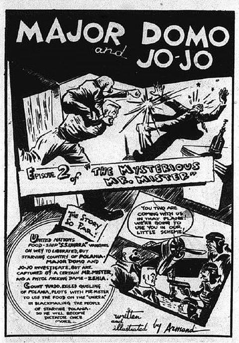 From Triumph Comics No. 30