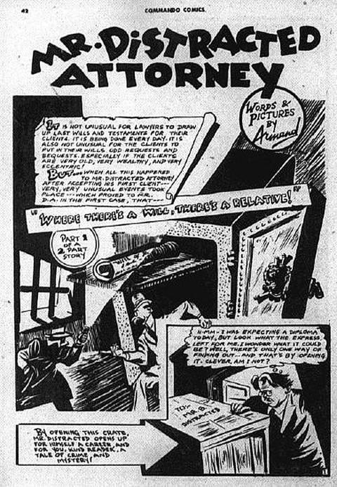 From Commando Comics No. 19
