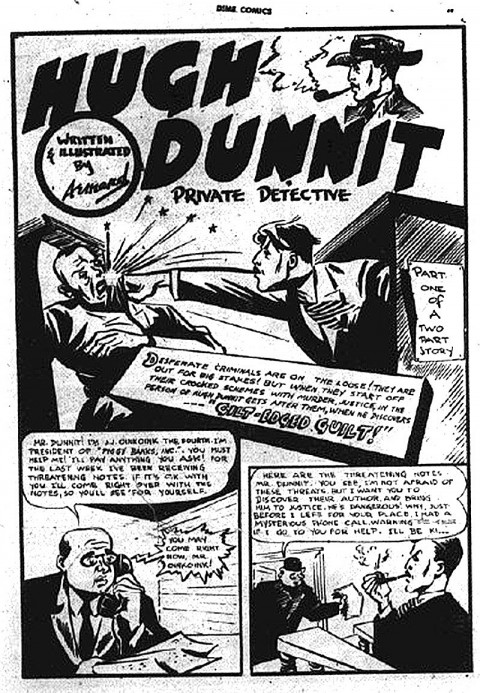 From Dime Comics No. 26