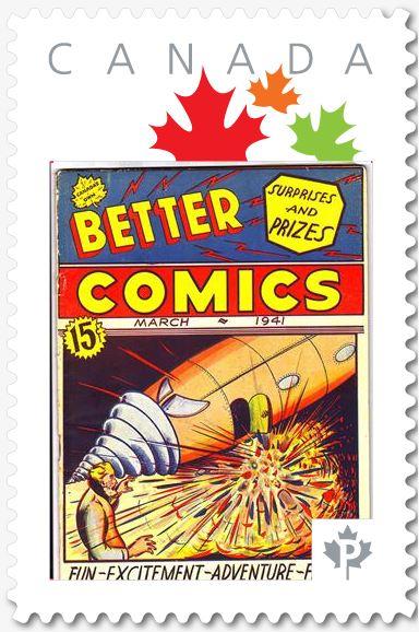 Better Comics No. 1