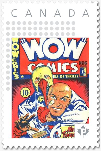 Wow Comics No. 16