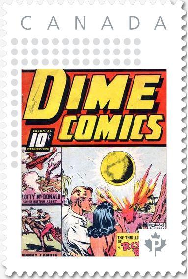 Dime Comics No. 1