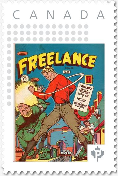 Freelance Comics No. 33