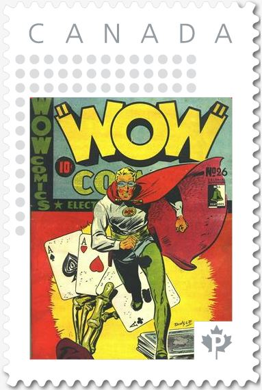 Wow Comics No. 26