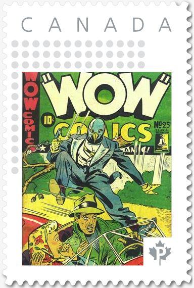 Wow Comics No. 25