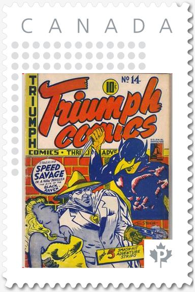 Triumph Comics No. 14