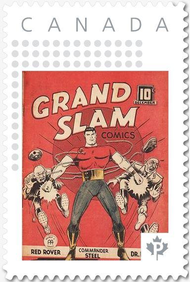 Grand Slam Comics Vol. 4 No. 1