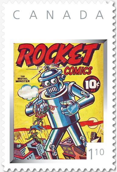Rocket Comics Vol. 2 No. 2
