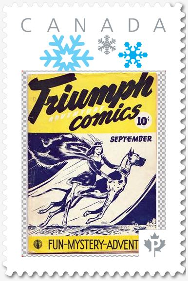 Triumph Comics No. 2