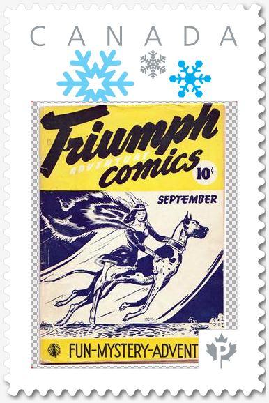 Triumph Comics No. 2