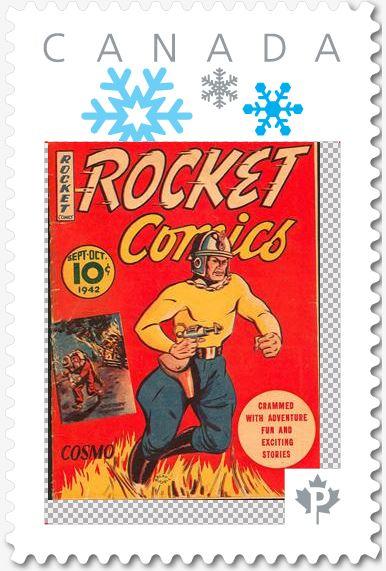 Rocket Comics Vol. 1 No. 6