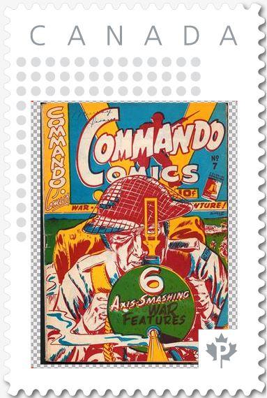 Commando Comics No. 7