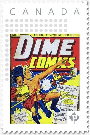 Dime Comics No. 9