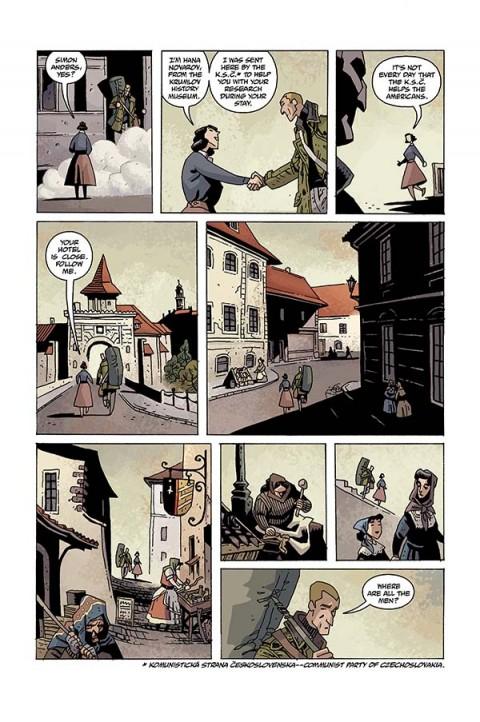 BPRD VAMPIRE #2, page 4