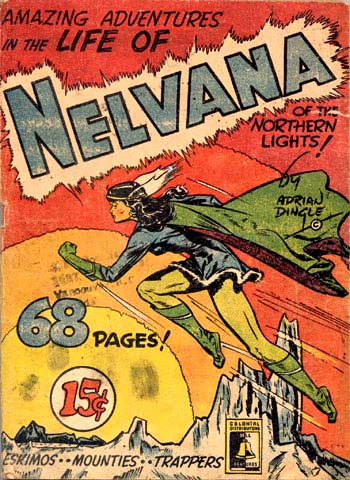 The Nelvana compendium that everybody wants.