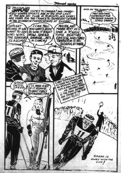 Triumph Comics No. 11