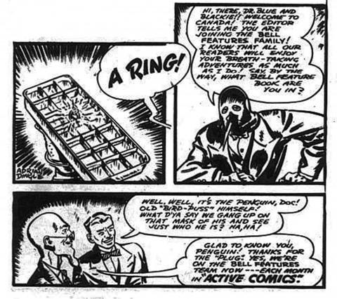 Wow Comics No. 22