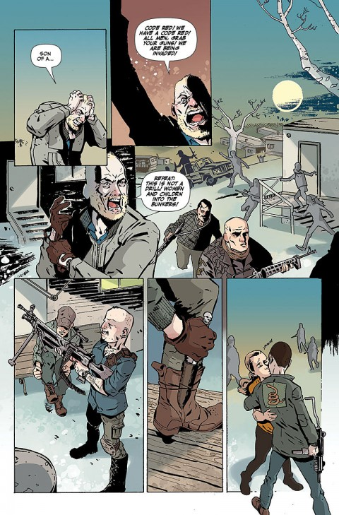 SHELTERED #1, page 2
