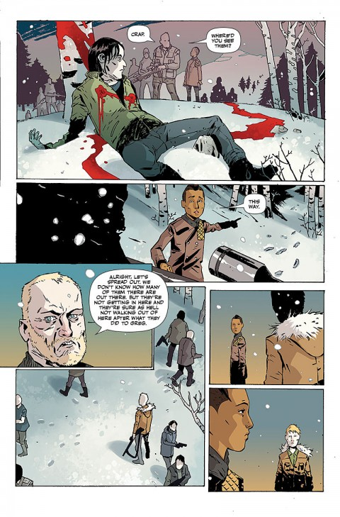 SHELTERED #1, page 3