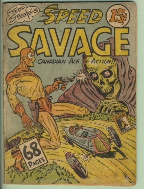 Tedd Steele's Speed Savage compendium