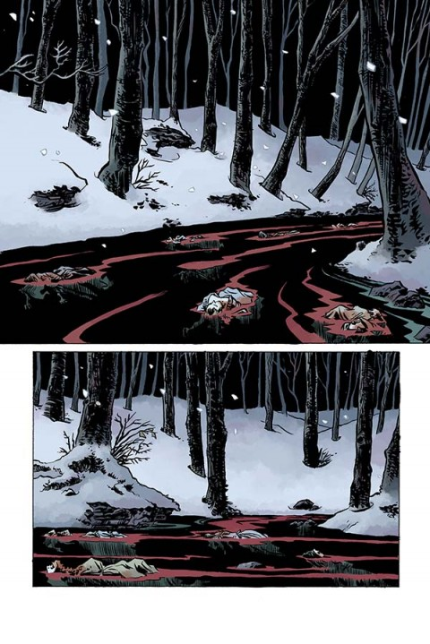 BPRD Vampire #1, page 4