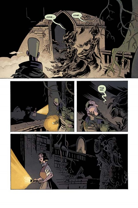 BPRD VAMPIRE #3, page 4