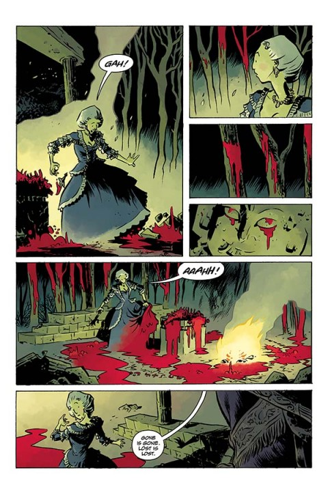 BPRD VAMPIRE # 4, page 2