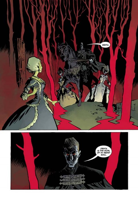 BPRD VAMPIRE #4, page 3