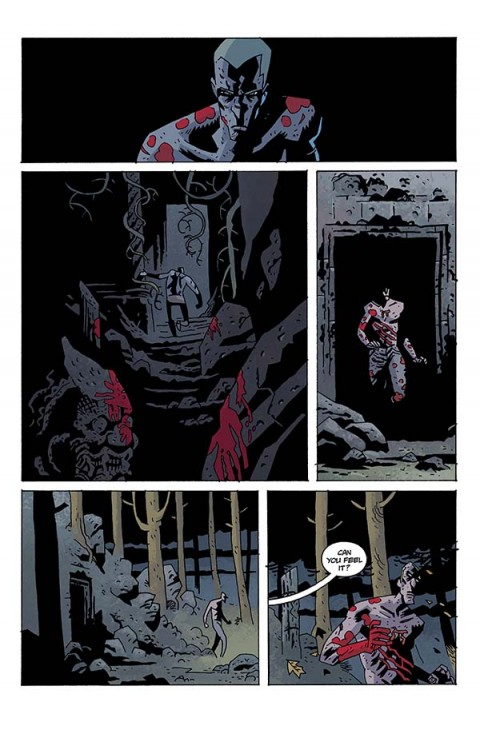 BPRD VAMPIRE #4, page 4