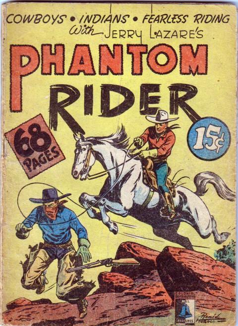 Kulbach;s Phantom Rider compendium