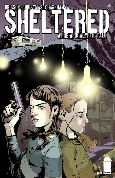 SHELTERED #2 cover