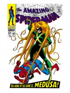 Amazing Spider-Man issue 62 cover