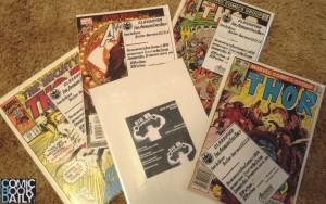 Back Issue Invitation Comics
