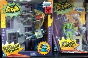 Batman '66 Action Figures