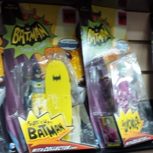 Batman '66 Surf's Up