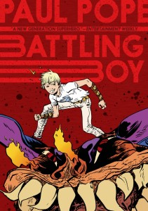 Battling Boy cover