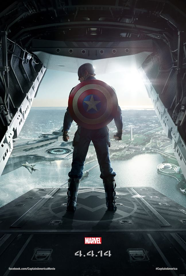 First Captain America: The Winter Soldier trailer
