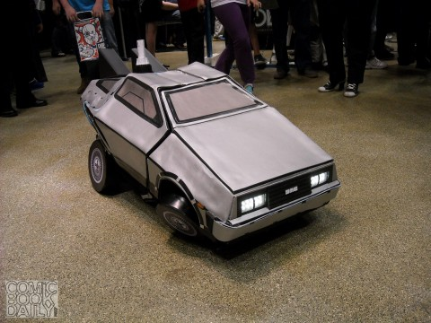 DeLorean Transformer