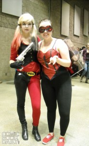 Harley Quinn and Spider-Girl