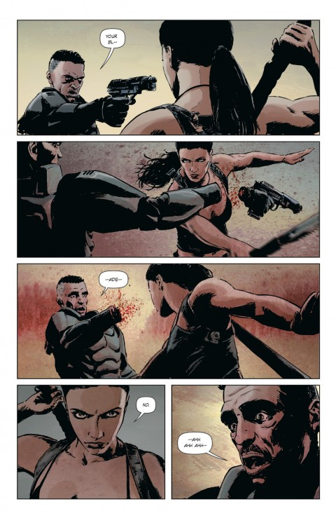 Lazarus Vol 1 Interior 2