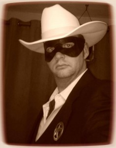 Lone Ranger Halloween
