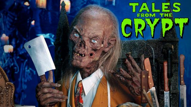 EC Horror: Tales From the Crypt