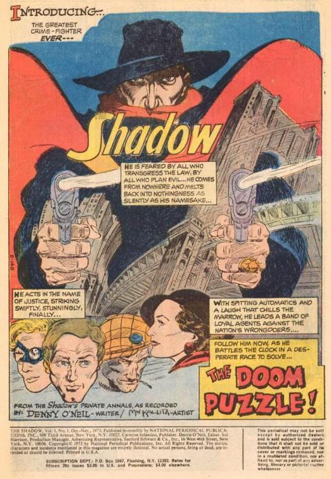 The Shadow Interior 1